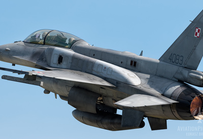 Lockheed Martin F-16D Fighting Falcon